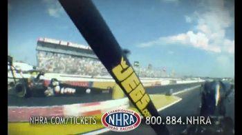 NHRA TV Spot, '2017 Mello Yello Drag Racing Series' - Thumbnail 3