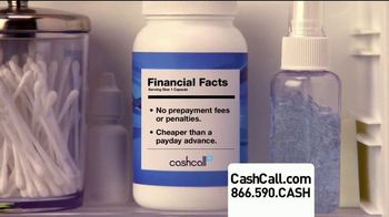 Cashcall Mortgage TV Spot, 'Quick Relief'