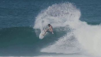 Sponsored by the Sun TV Spot, 'Volcom Pipe Pro' Featuring Dusty Payne - Thumbnail 8