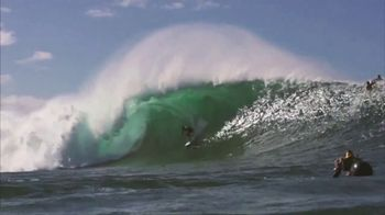 Sponsored by the Sun TV Spot, 'Volcom Pipe Pro' Featuring Dusty Payne - Thumbnail 9