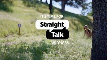 Straight Talk Wireless TV Spot, 'Same Towers for Less!: Samsung Galaxy S8' - Thumbnail 1