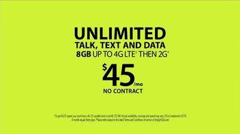 Straight Talk Wireless TV Spot, 'Same Towers for Less!: Samsung Galaxy S8' - Thumbnail 9