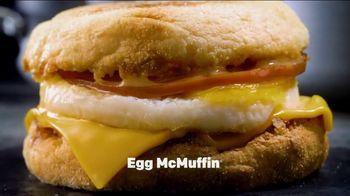 McDonald's Egg McMuffin TV Spot, 'This Morning'