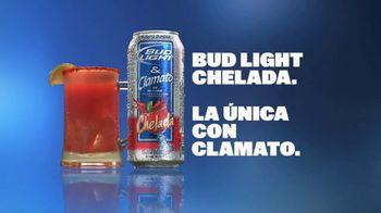 Bud Light Chelada With Clamato TV Spot, 'Amigos' [Spanish] - Thumbnail 5