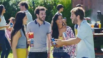 Bud Light Chelada With Clamato TV Spot, 'Amigos' [Spanish] - 2716 commercial airings
