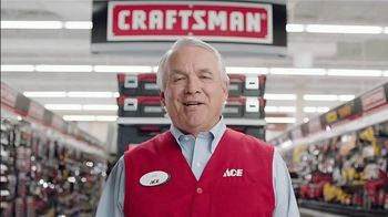 ACE Hardware Craftsman Sale TV Spot, 'Father's Day Hint' - Thumbnail 1