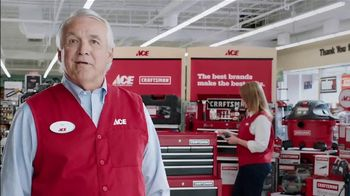 ACE Hardware Craftsman Sale TV Spot, 'Father's Day Hint'