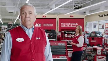 ACE Hardware Craftsman Sale TV Spot, 'Father's Day Hint' - Thumbnail 5