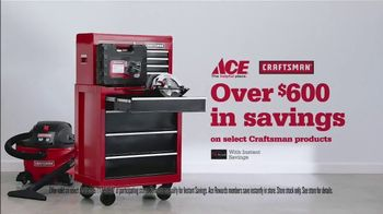 ACE Hardware Craftsman Sale TV Spot, 'Father's Day Hint' - Thumbnail 6
