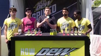 Mountain Dew Spiked Lemonade TV Spot, 'Comedy Central: Clusterfest' - 5 commercial airings