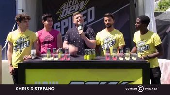 Mountain Dew Spiked Lemonade TV Spot, 'Comedy Central: Clusterfest' - Thumbnail 2