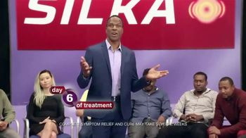 Silka TV Spot, 'Challenge: Day Six' Featuring Willie Gault