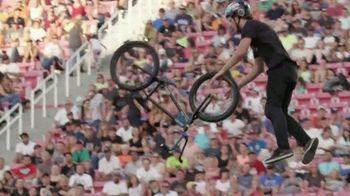 Nitro Circus Rider's Gear TV Spot, 'What It Takes' Feat. Travis Pastrana