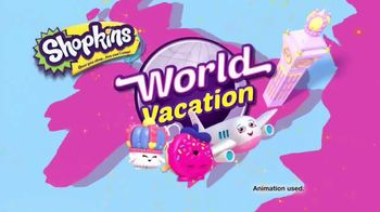 Shopkins World Vacation TV Spot, \'Discover Country Teams\'
