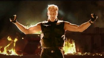 John Deere Z525E ZTrak TV Spot, 'Spread the Word' Featuring Dolph Lundgren - Thumbnail 4