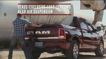 Ram Trucks 4th of July Sales Event TV Spot, 'Airplane Rescue: Tough' [T2] - Thumbnail 4