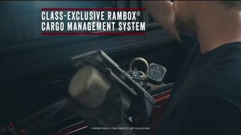 Ram Trucks 4th of July Sales Event TV Spot, 'Airplane Rescue: Tough' [T2] - Thumbnail 5