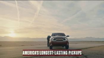 Ram Trucks 4th of July Sales Event TV Spot, 'Airplane Rescue: Tough' [T2] - Thumbnail 7