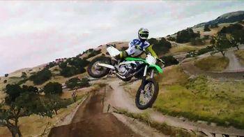 2018 Kawasaki KX 250F TV Spot, 'Seconds' Ft. Ryan Villopoto, Jeremy McGrath - Thumbnail 10
