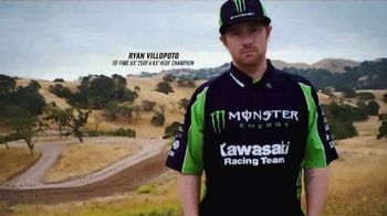 2018 Kawasaki KX 250F TV Spot, 'Seconds' Ft. Ryan Villopoto, Jeremy McGrath
