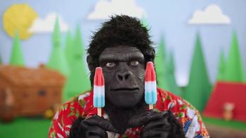 Bomb Pop TV Spot, 'Gorilla Approved'