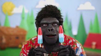 Bomb Pop TV Spot, 'Gorilla Approved' - Thumbnail 2