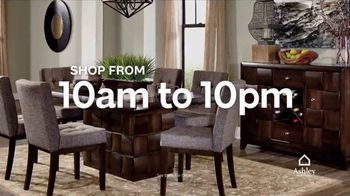 Ashley HomeStore 12 Hour Sale TV Spot, 'First Item and Whole Purchase' - Thumbnail 3