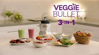 Veggie Bullet TV Spot, 'Five Star Meals' - Thumbnail 2