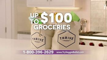 Veggie Bullet TV Spot, 'Five Star Meals' - Thumbnail 8