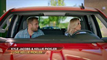 Sonic Slushes TV Spot, 'CMT: Transform Your Summer' Feat. Kellie Pickler - 27 commercial airings