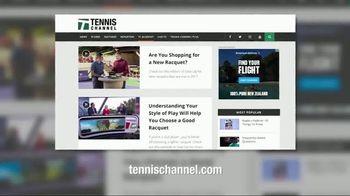 Tennis Warehouse TV Spot, 'Gear Tips: Elbow Problems' - Thumbnail 6