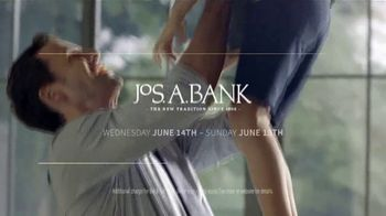 JoS. A. Bank Father's Day Sale TV Spot, 'Executive Suits, Shirts and Shoes' - Thumbnail 7