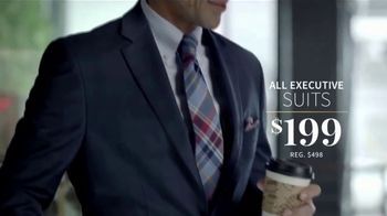 JoS. A. Bank Father's Day Sale TV Spot, 'Executive Suits, Shirts and Shoes' - Thumbnail 3
