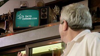 Endo Pharmaceuticals TV Spot, 'Dupuytren's Contracture: Diner' - Thumbnail 4