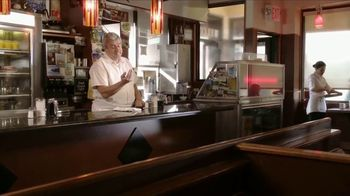 Endo Pharmaceuticals TV Spot, 'Dupuytren's Contracture: Diner' - Thumbnail 7