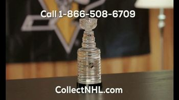 CollectNHL.com TV Spot, '2017 Stanley Cup: Pittsburgh Penguins Collectible' - 98 commercial airings