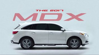2017 Acura MDX TV Spot, 'Anthem' Song by Beck [T1] - Thumbnail 1
