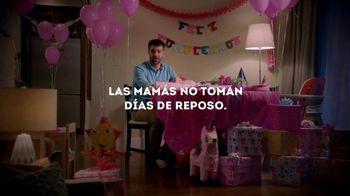 Vicks NyQuil Severe TV Spot, 'Las mamás no toman días de reposo' [Spanish]