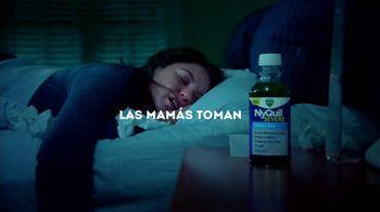 Vicks NyQuil Severe TV Spot, 'Las mamás no toman días de reposo' [Spanish] - Thumbnail 6