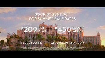 Atlantis Bahamas Summer Sale TV Spot, 'Best of the Bahamas' - Thumbnail 6