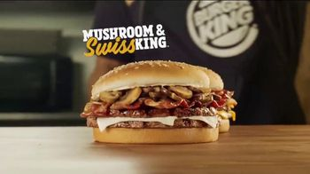 Burger King Mushroom & Swiss King TV Spot, 'Flying' - Thumbnail 10