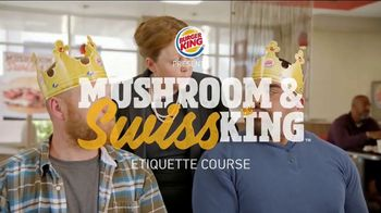 Burger King Mushroom & Swiss King TV Spot, 'Flying' - Thumbnail 2
