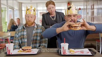 Burger King Mushroom & Swiss King TV Spot, 'Flying' - Thumbnail 5