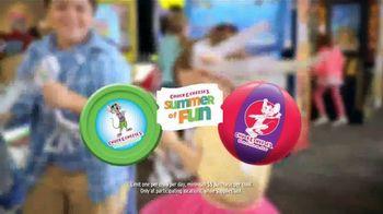 Chuck E. Cheese's TV Spot, 'Summer of Fun' - Thumbnail 2