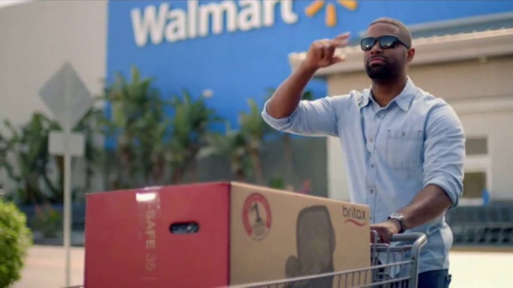 Walmart TV Commercial, 'Pickup Discount: All I Do Is Win' Song by DJ Khaled