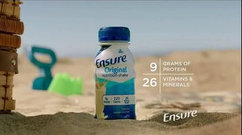 Ensure TV Spot, 'Doing What You Love' - Thumbnail 5