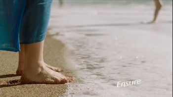 Ensure TV Spot, 'Doing What You Love'