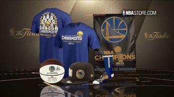 NBA Store TV Spot, '2017 Championship Collection' - Thumbnail 5