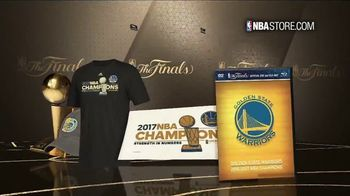 NBA Store TV Spot, '2017 Championship Collection' - Thumbnail 6