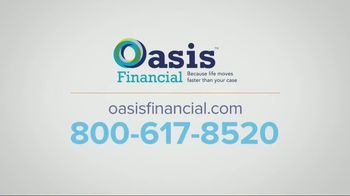 Oasis Financial TV Spot, 'Your Money Is So Close... Yet So Far' - Thumbnail 10